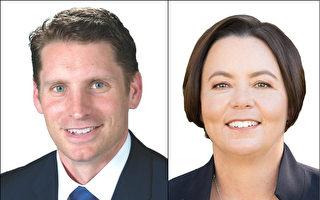 西澳两联邦议员因中共意见相左