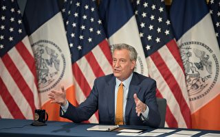 纽约市府免费为居家隔离者送餐送药