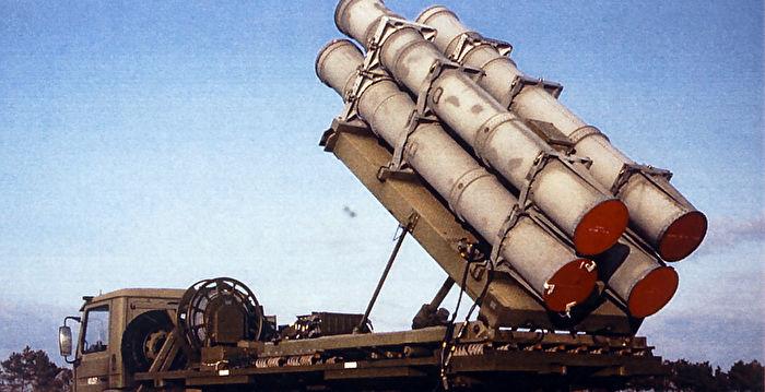 台國防部證實 規劃向美採購機動型魚叉飛彈
