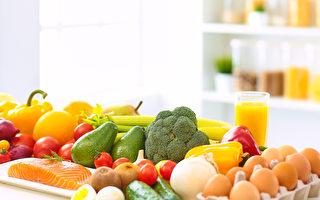 癌症患者均衡摄取天然食物有助提升免疫力。(Shutterstock)