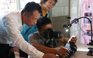 义竹鸽笭沙龙照首度公开拍摄过程 翁章梁化身摄影师