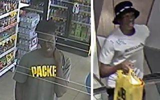 非裔男子支票购物实施诈骗 维州警方追查