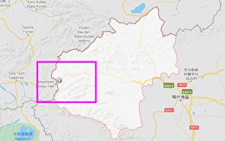 新疆克孜勒苏州乌恰县发生4.0级地震