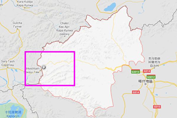 新疆克孜勒蘇州烏恰縣發生4.0級地震
