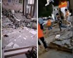 雲南5級地震致4死24傷 居民:房子垮了