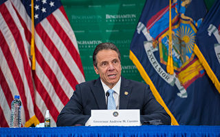 库默:纽约州需要联邦610亿美元拨款