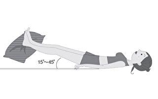 勃氏運動是一種增加末端血液循環、促進下肢循環的運動,適合糖尿病人做。(三采文化提供)
