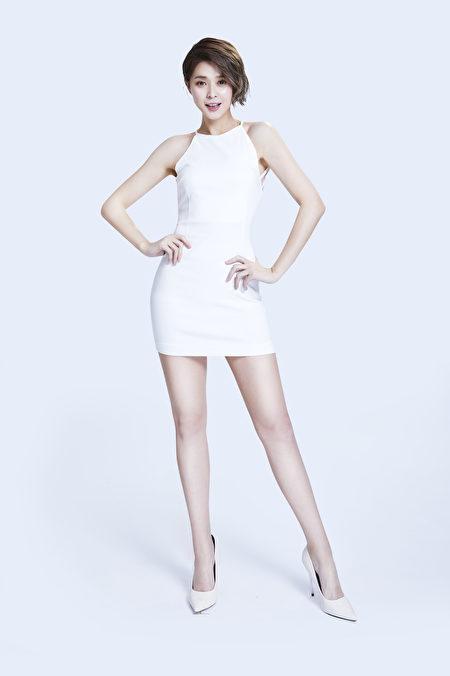 李燕成功减掉8公斤。