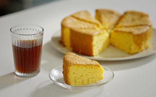古早味蜂蜜蛋糕  童年的甜蜜滋味