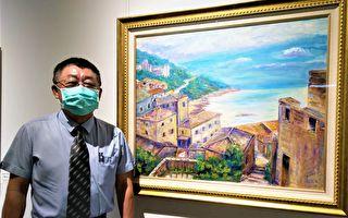 中市艺术协会联展 76件创作港艺盛大展出