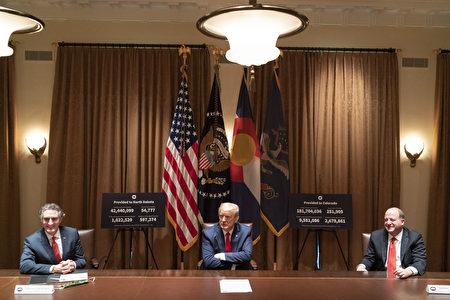 美國總統川普警告,美國「非常強烈地」反對中共加強控制香港。