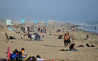 州政府開放多個海灘 新港灘仍關