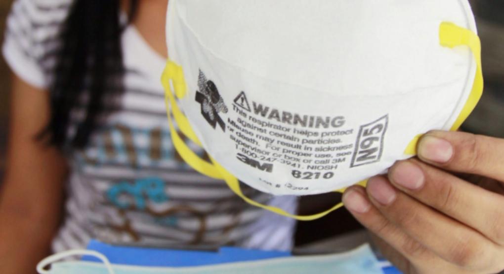 美加發許可證 擋不住大量中國偽劣口罩入境