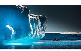 研究第一次在南极冰核中发现微塑料