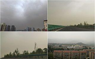 晚間至明天 北京預計陣風7級加沙塵暴