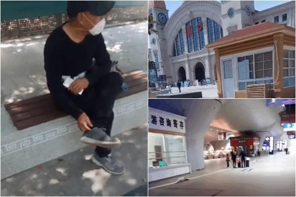 因報武漢疫情 第四名公民記者張展被批捕