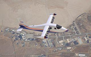 NASA公布全电动飞机最终版概念图