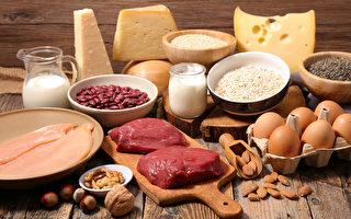 蛋白質是身體主要構成要素,在肌肉養成中占據重要地位。(Shutterstock)