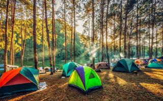 週一 安省開放日間露營活動