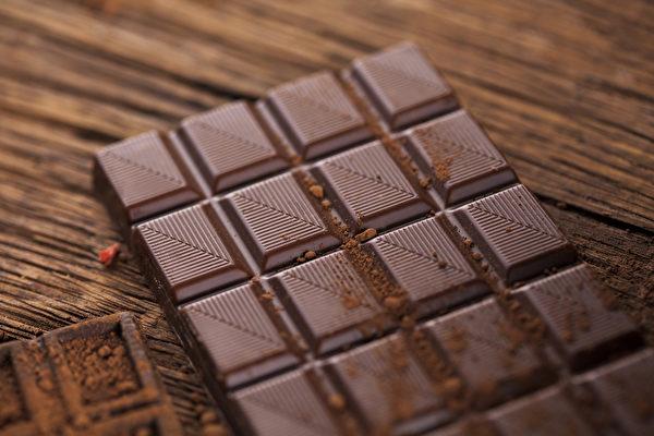 巧克力含钾量其实也很高,服用降血压药时要留意是否可食用。(Shutterstock)
