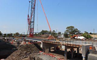 墨爾本西門隧道嚴重超支 項目再延期