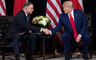 川普和波兰总统将讨论核能源合作