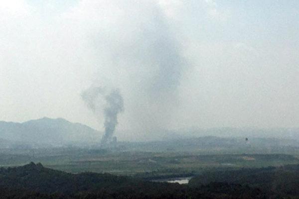 朝鮮炸毀朝韓聯絡辦公室 美國務院回應