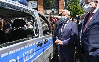 斯图加特暴力骚乱震惊社会 德政府:将严惩