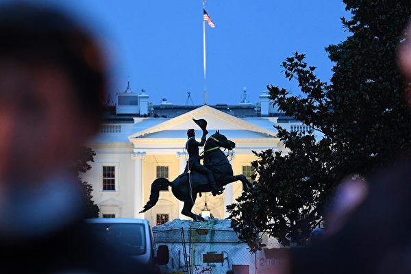 川普签行政令 保护美国纪念碑和雕像