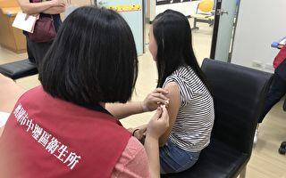 桃市延女學生人類乳突病毒疫苗接種   至8月底