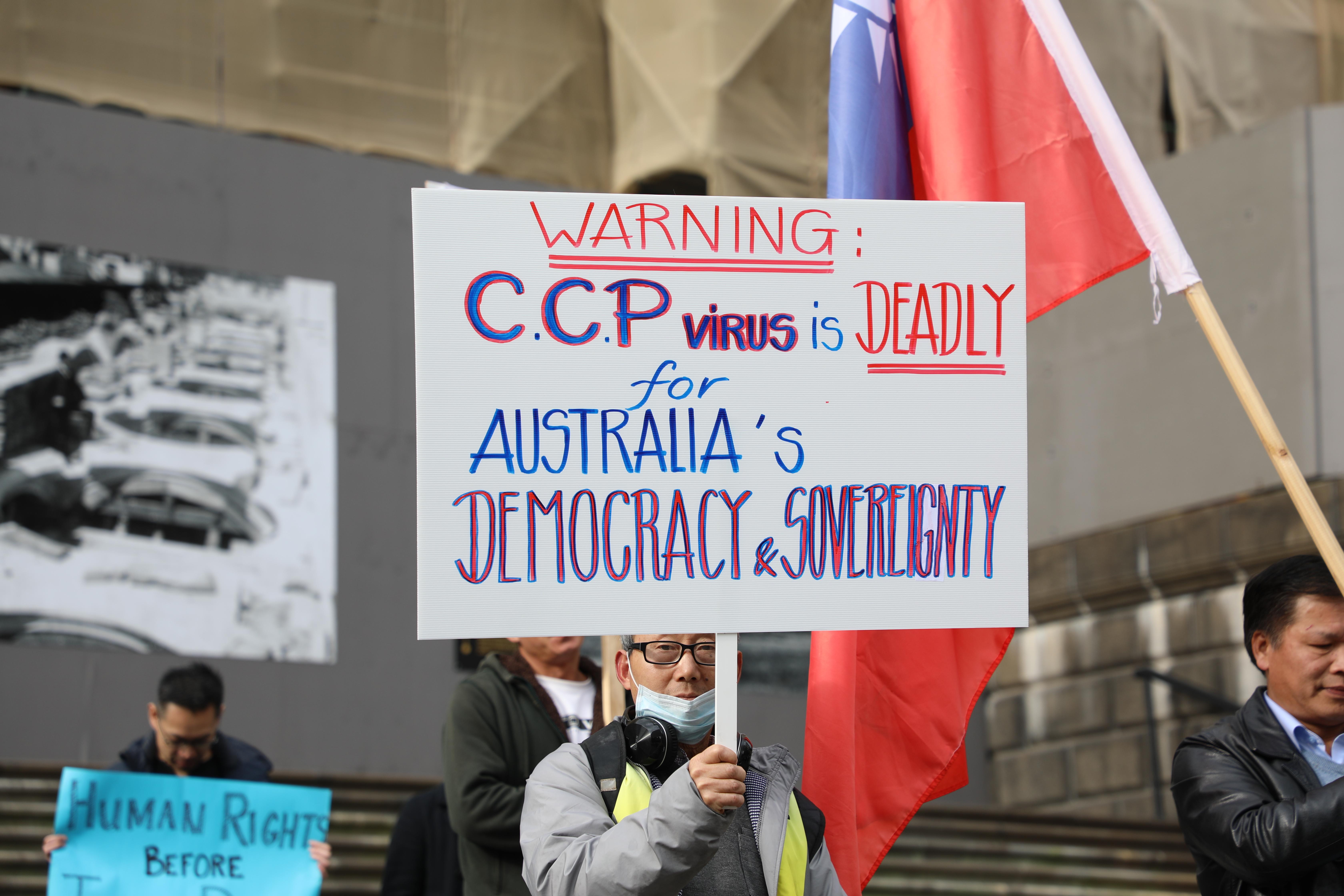澳當局突襲中共官媒駐澳記者住所 扣押電腦