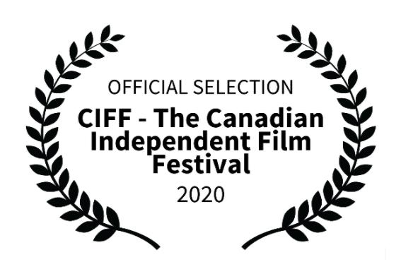 《歸途》獲加拿大獨立製片電影節入圍資格,圖為證書。(新世紀影視基地提供)