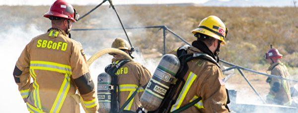 AMAZON承包商仓库发生三级火灾