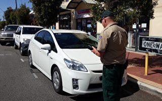 珀斯停车检查员恢复巡逻 各区规则有何不同