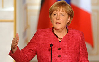 张林:德国总理默克尔,脑子里共产病毒复活