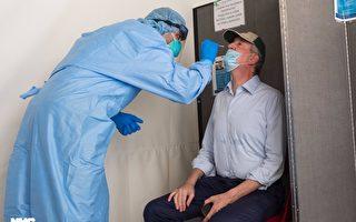 紐約市長病毒檢測結果呈陰性