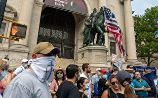 拒绝政治正确 150位市民要求保留老罗斯福像