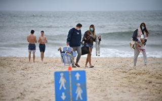 紐約市確診率僅1% 考慮夏季開放海灘泳池