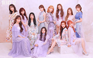 IZ*ONE公開迷你三輯曲目 日本成員為新歌作詞