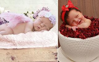 寶寶睡覺就爆紅 攝影師媽媽cosplay秀創意