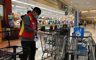 洛疫情居高不下 华人超市再传有员工感染