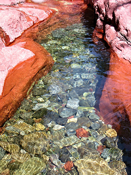 Waterton Lakes National Park,CLEAR WATER