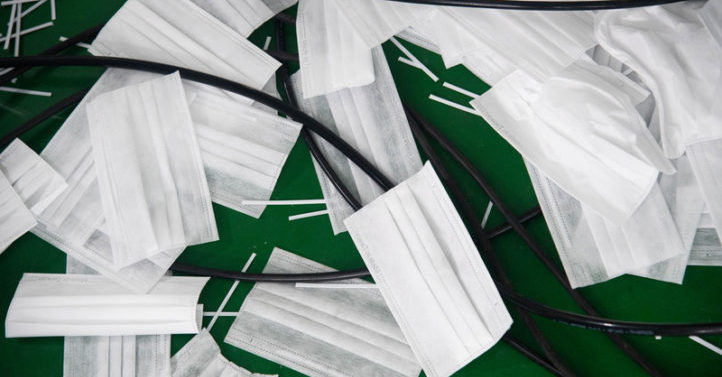 德商家批發劣質中國口罩 遭政府退貨 損失慘重