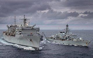 王赫:美國反擊中共全球軍事野心