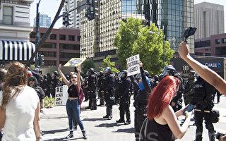 圣地亚哥拉梅萨警局公布抗议集会时间线