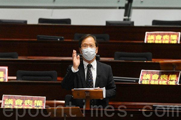 恢复审议《国歌条例草案》 料6月4日完成表决