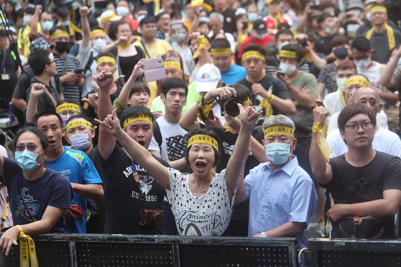 程曉容:罷韓即罷中共 韓國瑜下台的啟示