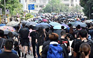 香港反送中周年 参与者吁灵活对抗中共