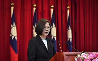蔡英文:共軍對台騷擾持續 國軍應保持警惕