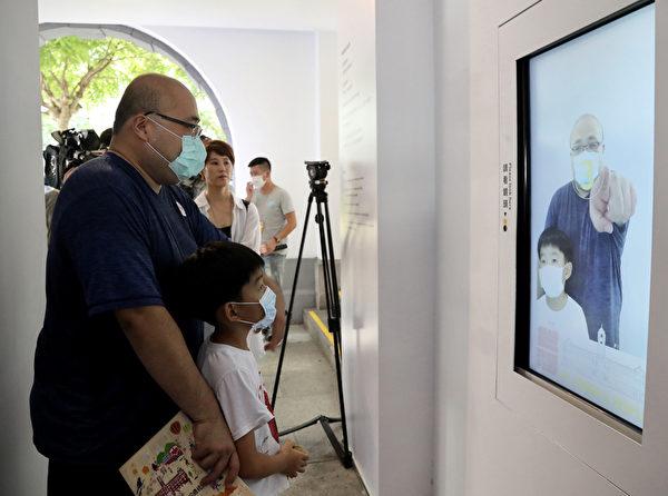 重新对外开放 中华民国总统府好玩欢迎参观